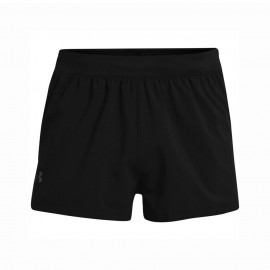 Under Armour Short Running Split Launch Nero Uomo