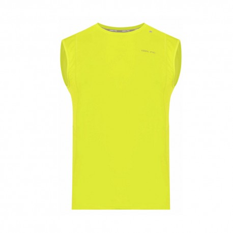 Get Fit Canotta Running Brent Lime Uomo