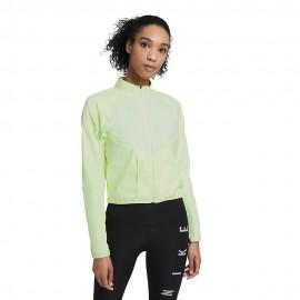 Nike Maglia Runnig Dvn Oro Donna