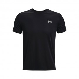 Under Armour Maglia Running Speed Stride Nero Uomo