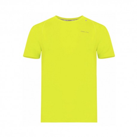 Get Fit Maglia Running Quentin Lime Uomo