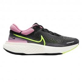 Nike Scarpe Running Zoomx Invicible Run Flyknit Nero Donna
