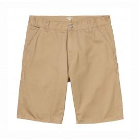 Carhartt Shorts Rack Beige Uomo