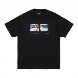 Carhartt T-Shirt Manica Corta Nero Uomo