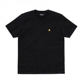 Carhartt T-Shirt Basica Chase Nero Uomo