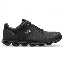 On Scarpe Running Cloudace Shadow Rock Nero Donna