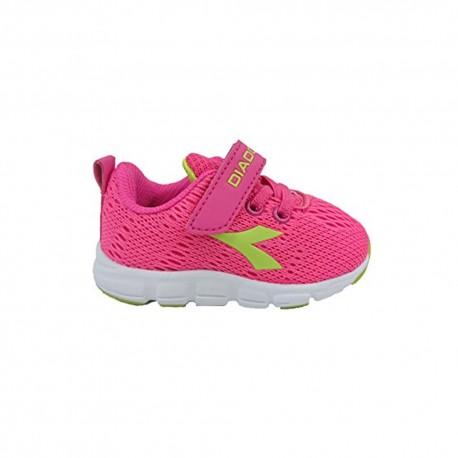 Diadora Sneakers Trama I Td Rosa Bambina