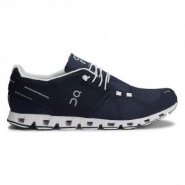 On Sneakers Cloud Blu Bianco Uomo