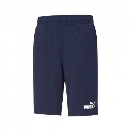 Puma Shorts Logo Blu Uomo