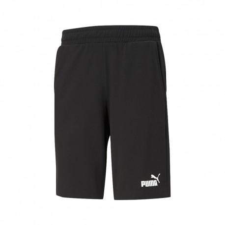 Puma Shorts Logo Nero Uomo