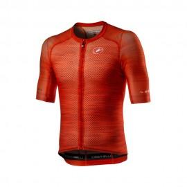 Castelli Maglia Ciclismo Climber's 3.0 Rosso Uomo
