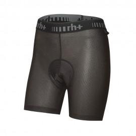 Rh+ Pantaloncini Ciclismo Inner Nero Donna