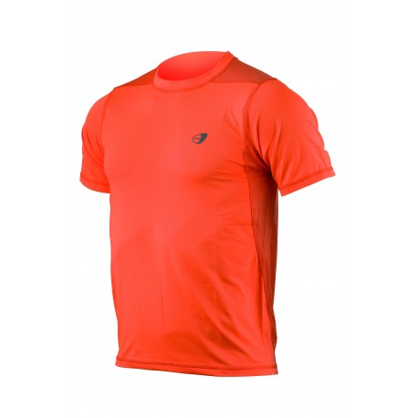 Get Fit T-Shirt Run Orange Fluor