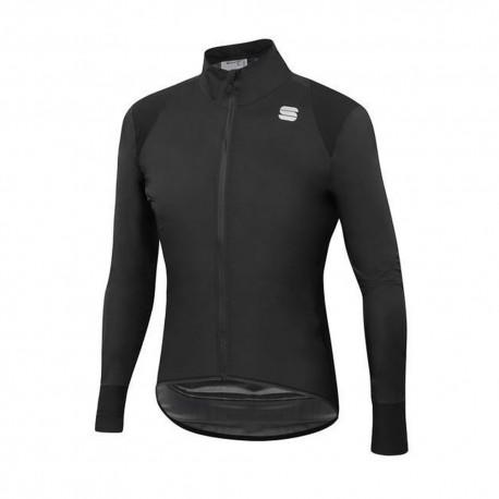 Sportful Giacca Ciclismo Hot Pack No Rain Nero Uomo