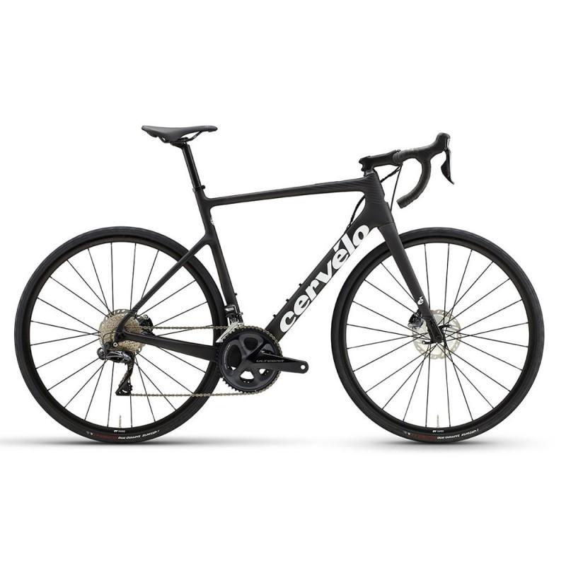 Cervèlo Bici Da Corsa Caledonia Ultegra Di2 51 Nero Bianco Uomo
