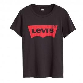 Levi's T-Shirt Logo Nero Donna