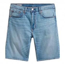 Levi's Shorts Denim Regular Blu Chiaro Uomo