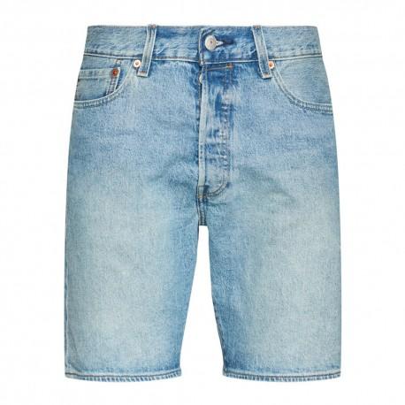 Levi's Shorts Denim Blu Chiaro Uomo