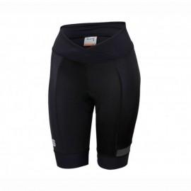 Sportful Pantaloncini Ciclismo Giara Nero Donna