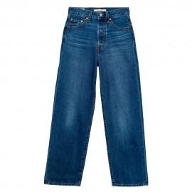Levi's Jeans Rib Cage Blu Donna