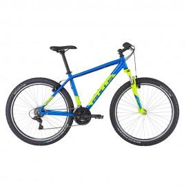Bulls Mtb Mountain Bike Pulsar Eco 27,5 Blu Lime Uomo