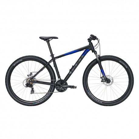 """Bulls Mtb Mountain Bike Wildtail 1 29"""" Nero Matt Blu Uomo"""