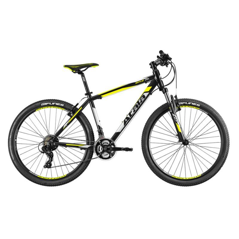 """Atala Mtb Mountain Bike Replay 27,5"""" Vb Nero Neon Giallo Uomo"""