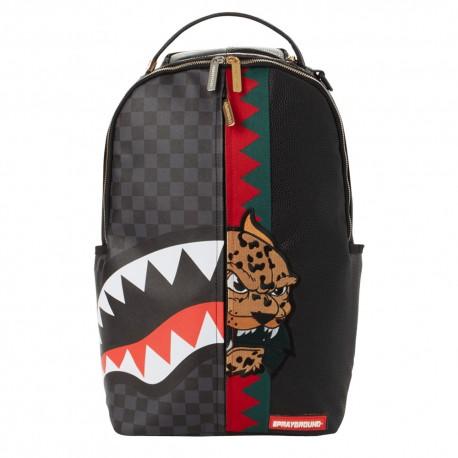 Sprayground Zaino Spucci Split Backpack Nero