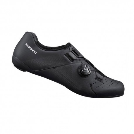Shimano Scarpe Ciclismo Road Sh-Rc300 Nero Uomo