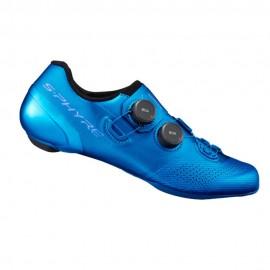 Shimano Scarpe Ciclismo S-Phyre Sh-Rc902 Blu Uomo