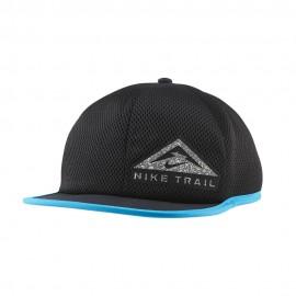Nike Cappello Trail Running Nk Dry Pro Trail Nero