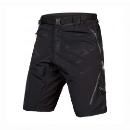 Endura Pantaloncini MTB Hummvee II Nero Uomo