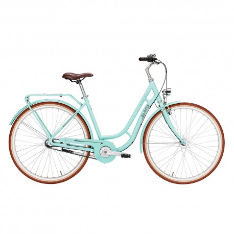 Pegasus City Bike Italia 3 Light Blue Donna
