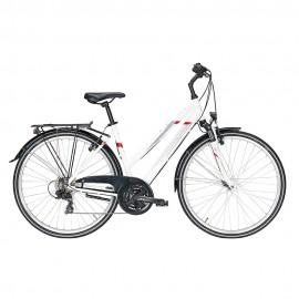 Pegasus City Bike Avanti 18 Bianco Nero Donna