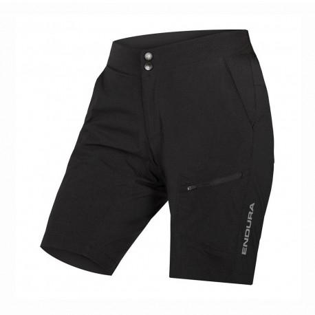 Endura Pantaloncini MTB Hummvee Lite Nero Donna