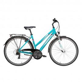 Pegasus City Bike Avanti 18 Azzurro Donna