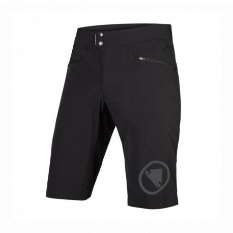 Endura Pantaloncini MTB Singletrack Lite Nero Uomo