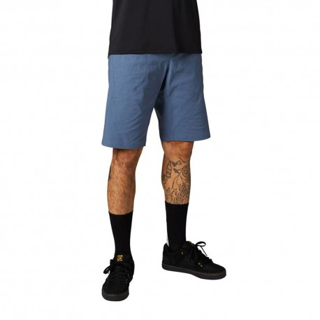 Fox Pantaloncini MTB Ranger Lite Blu Uomo