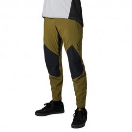 Fox Pantaloni MTB Defend Verde Uomo