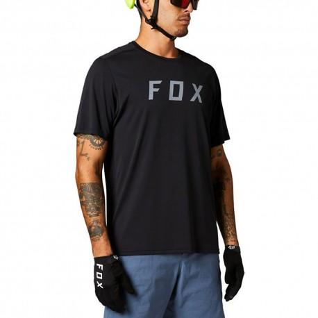 Fox T-Shirt MTB Ranger Fox Nero Uomo