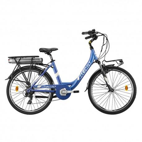 Atala City Bike Elettrica E-Run 7.1 518wh Blu Donna