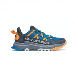 New Balance Sneakers Shando Gs Blu Giallo Bambino