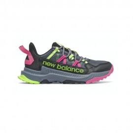New Balance Sneakers Shando Gs Rosa Giallo Bambino
