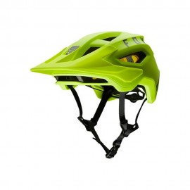 Fox Casco Mtb Speedframe Mips Fluo Giallo