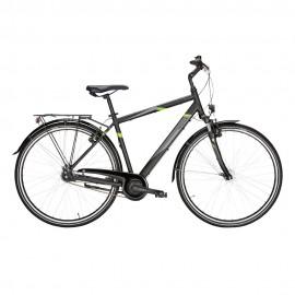 Pegasus City Bike Avanti Nero Argento Uomo