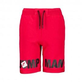 Nike Shorts Jump Rosso Bambino