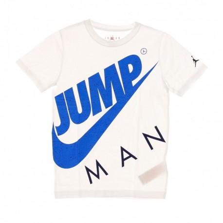 Nike T-Shirt Jump Bianco Bambino