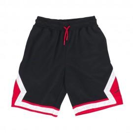 Nike Shorts Jordan Diamond Nero Bambino
