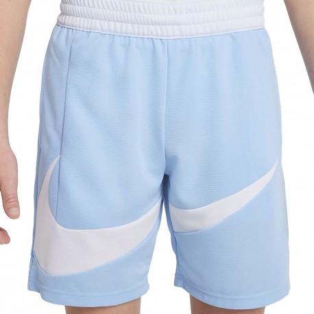 Nike Shorts Elite Azzurro Bambino