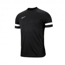 Nike Maglia Maniche Corte Dry Academy21 Nero Bianco Uomo